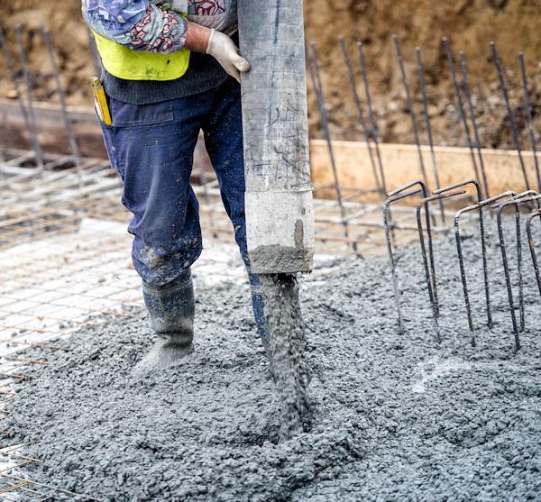 Applying Concrete
